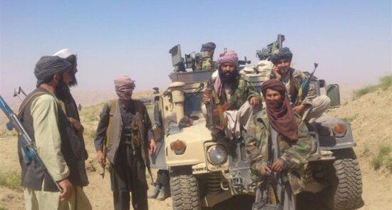 طالبان 2 550x295 - ابراز نگرانی وزیر امور خارجه روسیه از دسترسی طالبان به تجهیزات نظامی ناتو