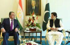 عمران خان امامعلی رحمان. 226x145 - افغانستان، محور اصلی گفتگوی صدراعظم پاکستان و رییس جمهور تاجکستان