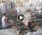 ویدیو/ تصاویر اولیه از حمله انتحاری بالای مسجد شیعان در کندهار