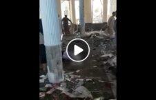 ویدیو انفجار خونین مسجد کندز 226x145 - ویدیو/ خسارات برجای مانده از انفجار خونین در مسجدی در کندز