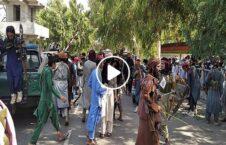 ویدیو درگیری مسلحانه طالبان 226x145 - ویدیو/ لحظه وقوع درگیری مسلحانه میان دو گروه طالبان