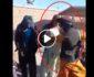 ویدیو/ برخورد غیر انسانی طالبان با کودکان فقیر