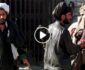 ویدیو/ لحظه فرار یک جوان از دست مامور امر به معروف و نهی از منکر طالبان