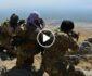 ویدیو/ حمله نیروهای مقاومت ملی بالای طالبان