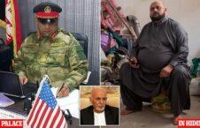 پرویز شریفی  226x145 - تصویر/ هشدار جنرال پرویز شریفی به طالبان