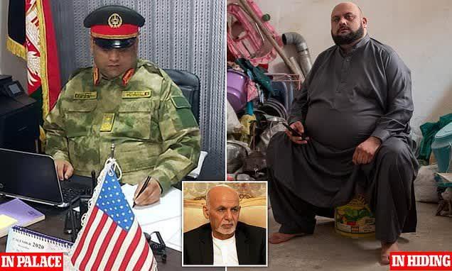 پرویز شریفی  - تصویر/ هشدار جنرال پرویز شریفی به طالبان