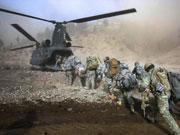 23 هزار سرباز امریکایی تا ماه اکتبر افغانستان را ترک می کنند