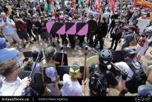 تظاهرات امریکا (2)