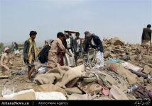 جنایت آل سعود یمن (3)