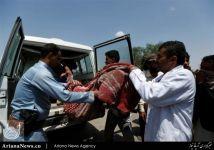 جنایت آل سعود یمن (4)
