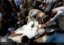 جنایت آل سعود یمن (7)