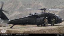 دو هلیکوپتر بلک هاک به نیروهای افغان تسلیم داده میشوند