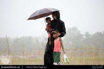 اردوگاه پناهجویان مسلمان میانماری   بنگلادیش